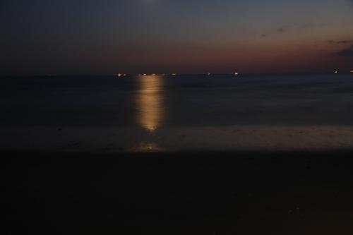 Julesl-nr2- Zonsondergang